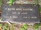 Ruth Ann Austin