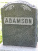 Profile photo:  Walter Kennington Adamson