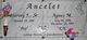 Profile photo: Mrs Agnes Marie <I>Daigle</I> Ancelet