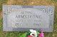 Profile photo:  Alton I Armstrong
