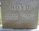 Roxie Lee <I>Yates</I> Boyd