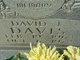 Profile photo:  David J. Davis