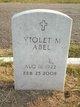 Profile photo:  Violet Mae <I>Peeler</I> Abel