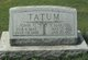 Martha <I>Harmon</I> Tatum