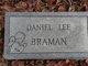Profile photo:  Daniel Lee Braman