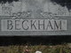 Joseph Sales Beckham