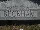 Pansy Lee <I>Mosely</I> Beckham