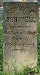 Henry Harrison Burwell