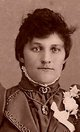 """Profile photo:  Louisa """"Louise"""" <I>Florin</I> Buchli Hoevel"""