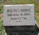Profile photo:  Brutus A Bourie