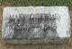Mary Catherine <I>Terhune</I> Tewmey