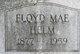 Floyd Mae <I>Helm</I> Brown