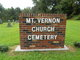 Mount Vernon Church Cemetery