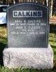 Profile photo:  Abel Bliss Calkins