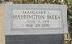 Margaret <I>Harrington</I> Falen