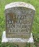 Lizzie Mae <I>Perkins</I> Edwards