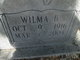 Wilma Brock Garrison