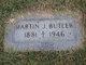 Martin J. Butler