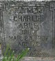 "Profile photo:  Charles Hunter ""Charlie"" Able, Sr"