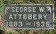 Profile photo:  George W. Attebery