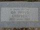 Ida <I>Phipps</I> Campbell