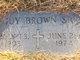 Guy W. Brown, Sr