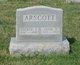 Profile photo:  George Emory Arscott