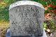 """Profile photo:  Ellen Amanda """"Nellie"""" <I>Cross</I> Allen"""