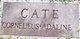 Adaline <I>Conner</I> Cate