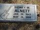 Sidney Woodrow Alnett, Jr
