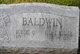Robert O. Baldwin