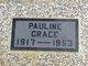 Pauline <I>Wallace</I> Grace