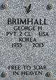 Profile photo:  George H Brimhall