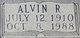 Profile photo:  Alvin R. Atwood