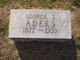Profile photo:  George Thomas Aders, Sr