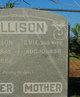 Evie <I>Willingham</I> Allison