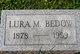 Lura Mae <I>Van Guilder</I> Bedow