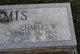 Charles W. Bemis