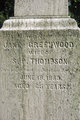 Jane <I>Greenwood</I> Thompson