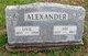 """Abraham """"Abe"""" Alexander"""