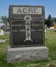 Margaret Jane <I>Wininger</I> Acre