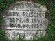 Mary <I>Menjak</I> Ruschak