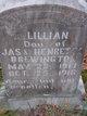 Profile photo:  A Lillian Brewington