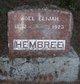 Joel Elijah Hembree