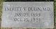 Profile photo: Dr Everett V Dulin