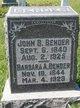 John B. Bender
