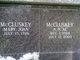 "Profile photo:  A H ""Al"" McCluskey"