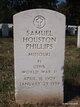 Samuel Houston Phillips