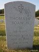 Thomas F Boan, Jr