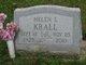 Helen M. Krall